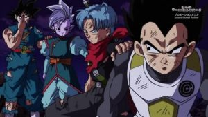 Dragon Ball Heroes: capitulo 11